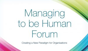 Managing To Be Human – A gift. Pass it on