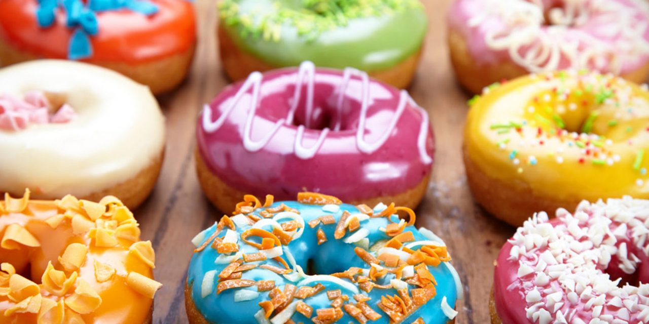 Doughnuts can be dangerous – especially if the hole is on the Outside!